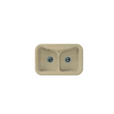 Мойка Florentina Крит-780А песочный (20.175.E0780.107), 780х510мм