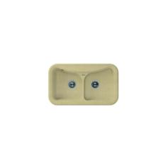 Мойка Florentina Крит-860 бежевый (20.115.E0860.104), 860х510мм