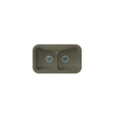 Мойка Florentina Крит-860 коричневый (20.115.E0860.105), 860х510мм
