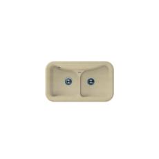 Мойка Florentina Крит-860 песочный (20.115.E0860.107), 860х510мм