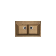 Мойка Florentina Липси-820 коричневый (20.370.E0820.105), 820х510мм