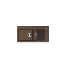 Мойка Florentina Россана коричневый (20.335.E1000.105), 1000х510мм