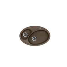 Мойка Florentina Селена коричневый (20.265.E0780.105), 780х510мм