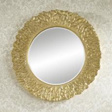 Зеркало в раме Deknudt Homka Flora Gold 2724.222 (1100 мм) золото