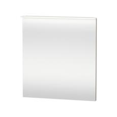 Зеркало Duravit Happy D.2 H2729407575 (800х860 мм, лен) с подсветкой