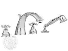 Смеситель для ванны Migliore Lady ML.LAD-981.CR (хром)