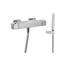 Термостат для ванны TRES Cuadro-Tres 1071749 (хром)