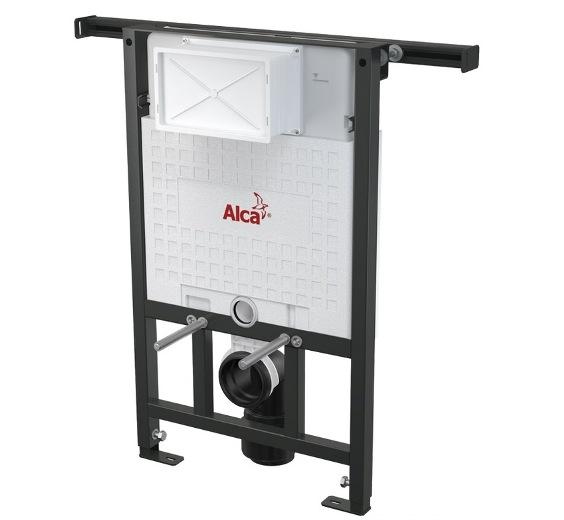 Инсталляция для подвесного унитаза AlcaPlast Jadromodul AM102/850 (монтаж между капитальными стенами, высота 0,85 м)