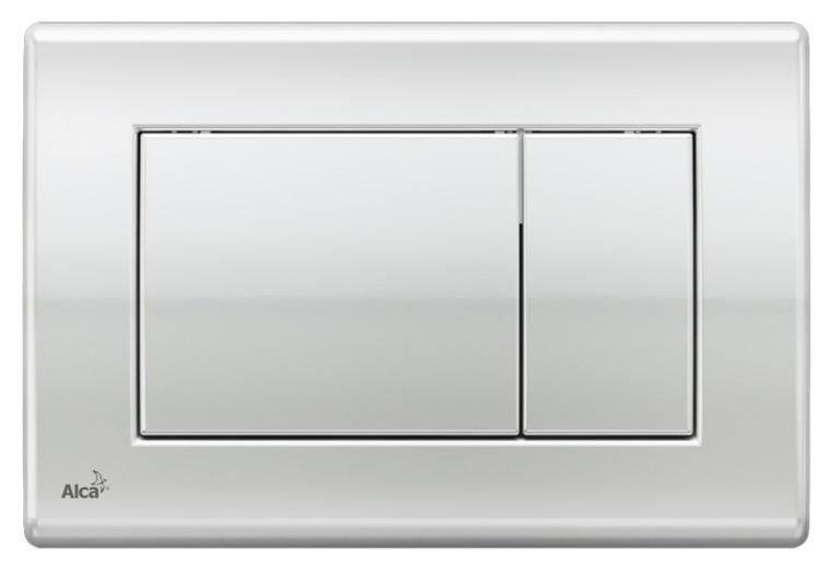Кнопка управления AlcaPlast M271 (хром глянцевый)