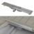Водоотводящий желоб AlcaPlast APZ101-950 Low (950 мм, высота монтажа 55 мм)