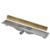 Декоративная решетка AlcaPlast DESIGN-ANTIC 1050 (1050 мм) бронза