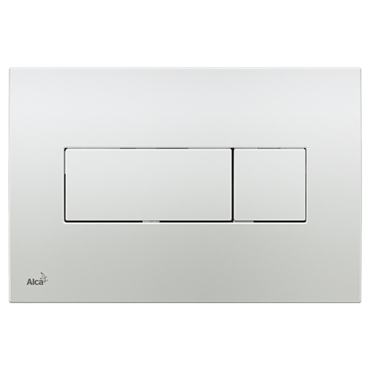 Кнопка управления AlcaPlast M371 (хром глянцевый)