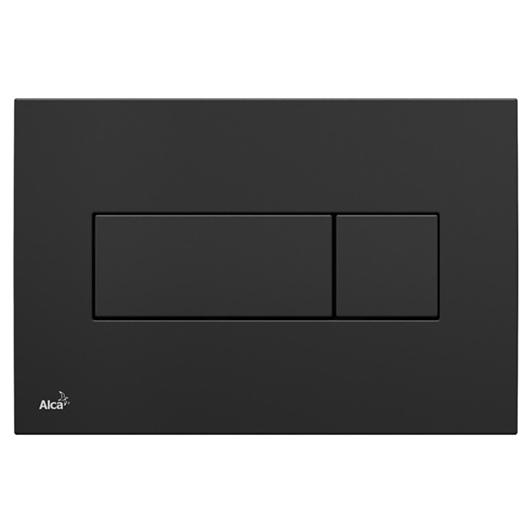 Кнопка управления AlcaPlast M378 (черная)