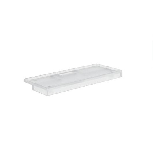 Пластиковая полочка Grohe Eurocube 18541000