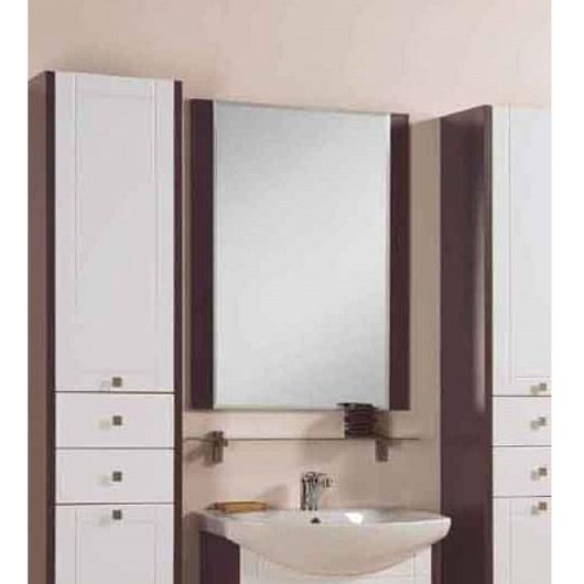 Зеркало Акватон Альпина 65 (655х856мм) венге 1A133502AL500