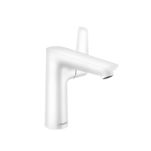 Смеситель для раковины Hansgrohe Talis E 71754700 (матовый белый)