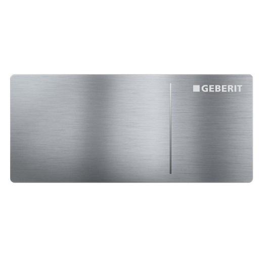 Дистанционная клавиша смыва Geberit Sigma 70 115.635.FW.1 (нержавеющая сталь)