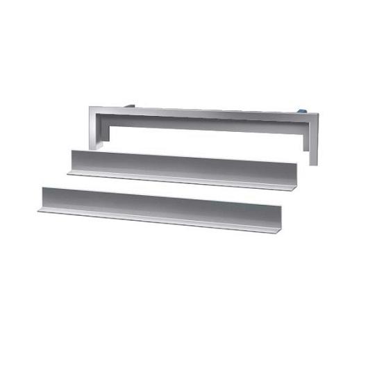 Декоративный элемент для внутристенного трапа Geberit 154.339.00.1 (для облицовки плиткой, с рамкой)