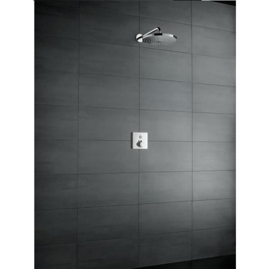 Термостат с запорным вентилем Hansgrohe ShowerSelect 15762000