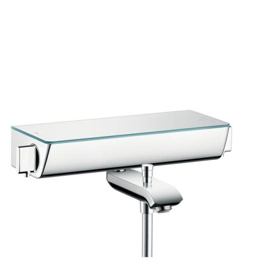 Смеситель для ванны термостатический Hansgrohe Ecostat Select 13141000 (хром)