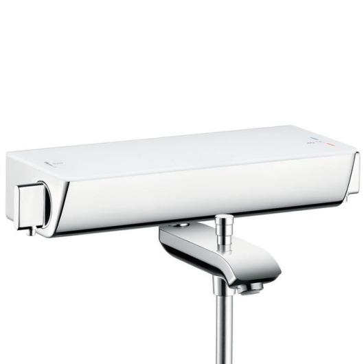 Термостат для ванны Hansgrohe Ecostat Select (белый/хром) 13141400