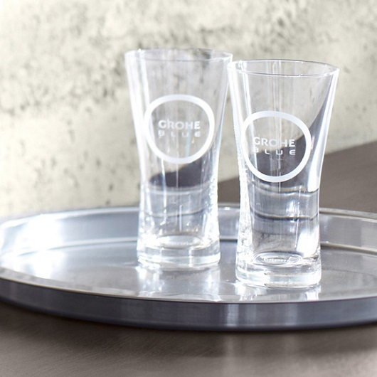 Стаканы для воды Grohe Blue 40437000
