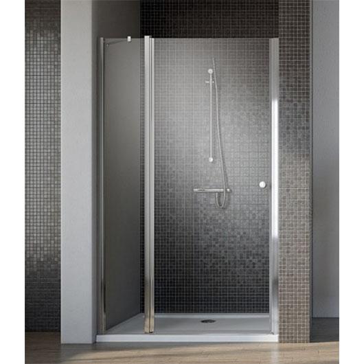 Душевая дверь Radaway EOS II KDD левая (800х1950 мм) профиль хром глянцевый/стекло прозрачное 3799460-01L