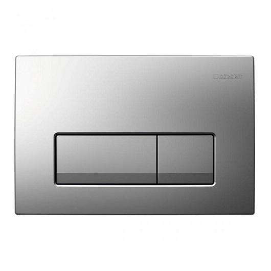 Смывная клавиша Geberit Delta51 115.105.46.1 (матовый хром)