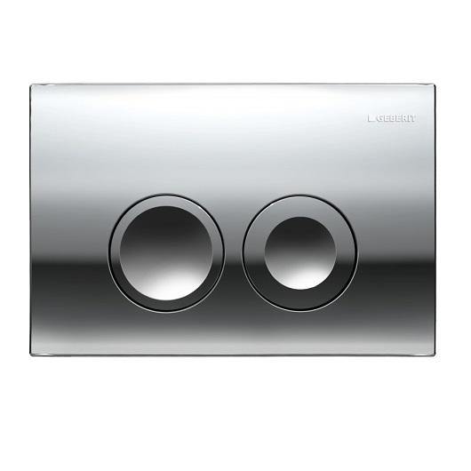 Смывная клавиша Geberit Delta21 115.125.21.1 (хром глянцевый)