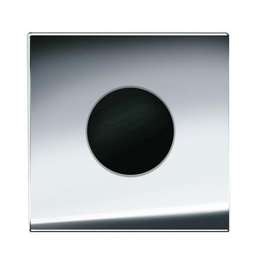 Привод смыва для писсуара Geberit Sigma01 116.021.21.5 (глянцевый хром, ИК датчик, 230 В)
