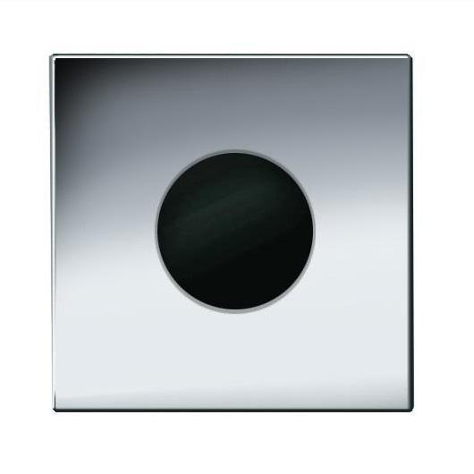Привод смыва для писсуара Geberit Sigma01 116.031.46.5 (матовый хром, ИК датчик, работа от батарей)