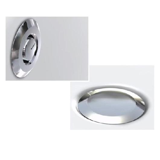 Слив-перелив для ванны с кнопкой слива Geberit 150.758.21.1 (хром глянцевый)