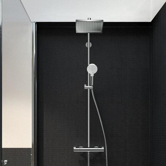Душевая система Hansgrohe Crometta Е 240 1jet Showerpipe 27271000