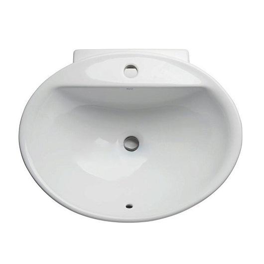 Раковина подвесная/накладная Roca Fontana 32787700N (600х480 мм)