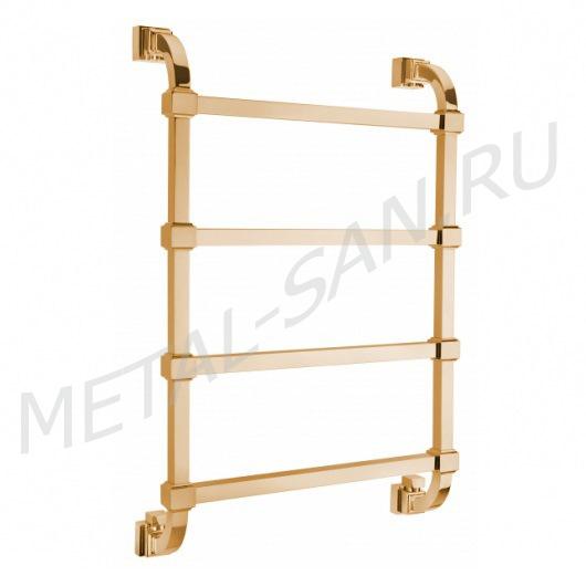 Полотенцесушитель водяной Margaroli Concerto 732 (810х530 мм) золото