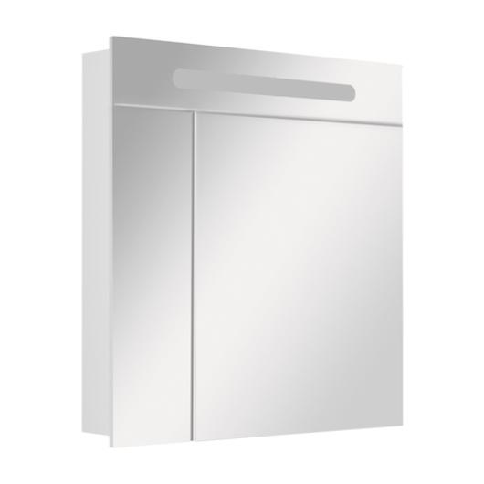 Зеркальный шкаф Roca Victoria Nord 80 белый (800х810 мм) ZRU9000033