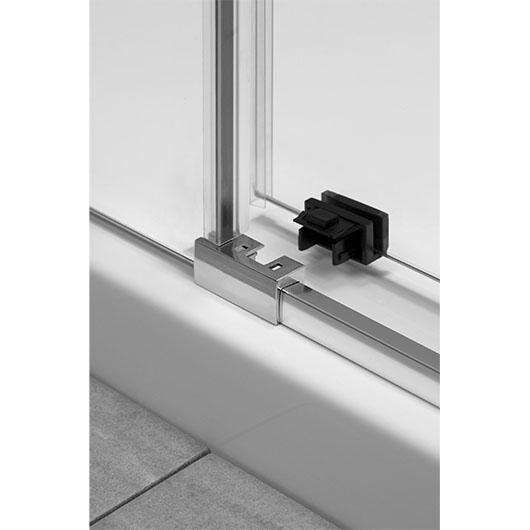 Душевой угол Radaway Espera KDD (900х900 мм) профиль хром глянцевый/стекло прозрачное 380151-01L+380151-01R