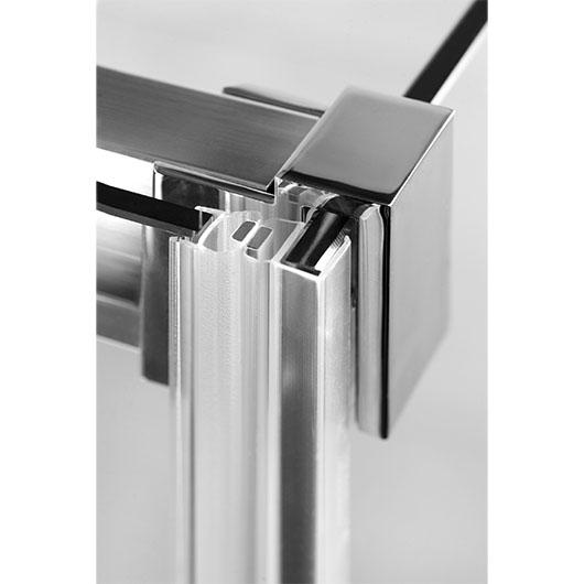 Душевой угол Radaway Espera KDJ левый (1200х800 мм) профиль хром глянцевый/стекло прозрачное 380132-01L+380148-01R