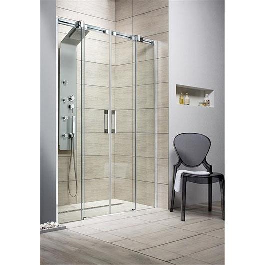 Душевая дверь Radaway Espera DWD (1800х2000 мм) профиль хром глянцевый/стекло прозрачное 380128-01