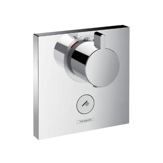 Смеситель для душа термостатический Hansgrohe ShowerSelect Highflow 15761000