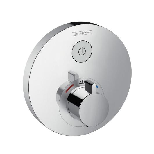 Термостат для 1 потребителя Hansgrohe ShowerSelect S 15744000