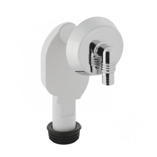 Сифон внутристенный для стиральной/посудомоечной машины Geberit 152.235.21.1 (с уплотнительной манжетой)