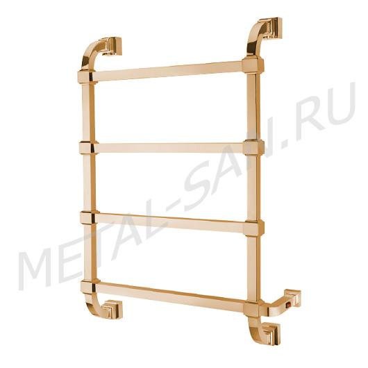 Полотенцесушитель электрический Margaroli Concerto 832 BOX (810х580 мм) золото