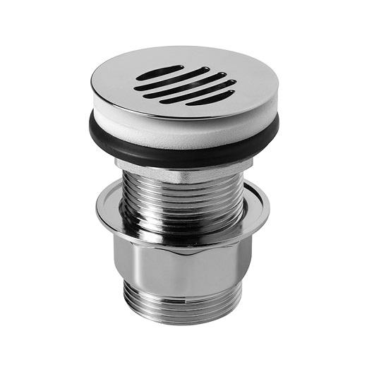 Незапираемый донный клапан Villeroy & Boch 87985061 (8798 50 61) Хром глянцевый