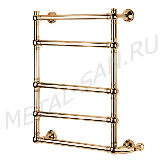 Полотенцесушитель электрический Margaroli Armonia 9-564 BOX (780х690 мм) золото