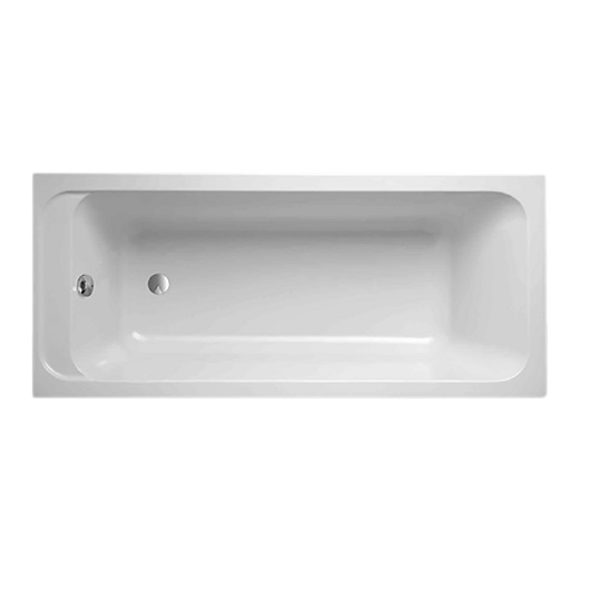 Ванна акриловая Villeroy & Boch Architectura 170х75 UBA170ARA2V-01 (белый Alpin)