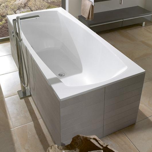 Ванна квариловая Villeroy & Boch My Art 180х80 UBQ180MYA2V-01 (белый Alpin)
