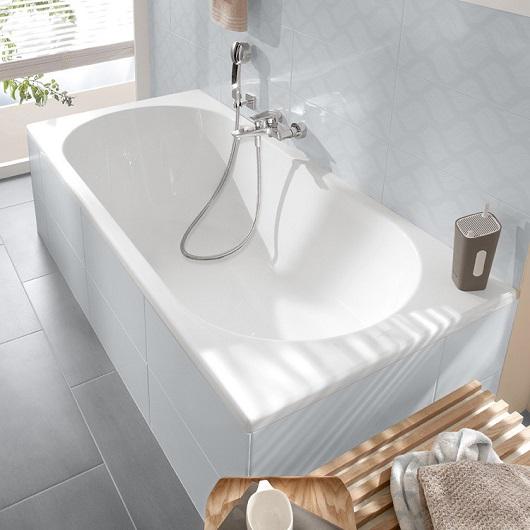 Ванна акриловая Villeroy & Boch O.Novo 170х75 UBA170CAS2V-01 (белый Alpin)