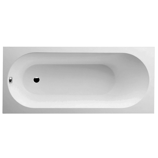 Ванна квариловая Villeroy & Boch Oberon 170х70 UBQ177OBE2V-96 (Star White)