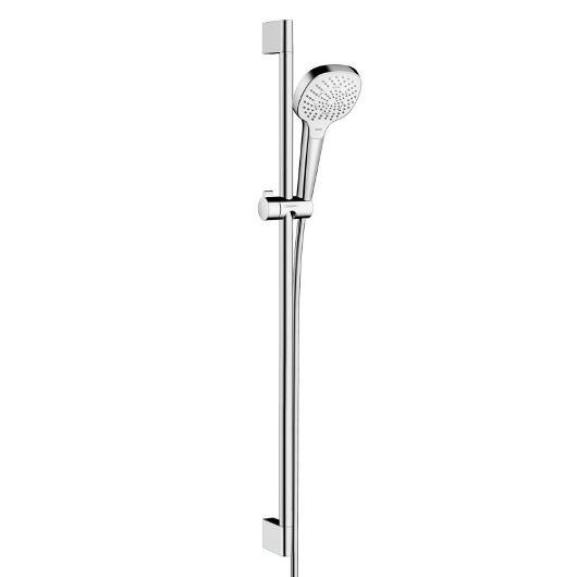 Душевой набор Hansgrohe Croma Select E Multi (белый/хром) 26590400